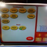 Wawa Deli Kiosk 12 - Condiments Check