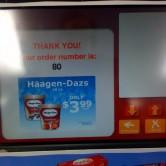 Wawa Deli Kiosk 17 - Thanks