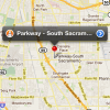 Intervention: Google Map Searches California for a Restaurant a Block Away in Delaware