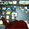 Inspiration: Leapfrogging the iPad Interface?